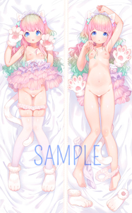 Rating: Questionable Score: 2 Tags: 1girl :d animal_ears arm_up ass_visible_through_thighs bangs barefoot bed_sheet blue_bow blue_eyes blush bow breasts cat_ears cat_girl cat_tail censored collarbone dakimakura eyebrows_visible_through_hair fur_trim gloves gloves_removed gradient_hair green_hair groin hands_up heart heart_censor highres lying multicoloured_hair multiple_views mutou_mato navel nipples nude on_back open_mouth original pantsu pantsu_around_one_leg pantsu_pull parted_lips paw_gloves paw_shoes paws pink_hair pink_pantsu pink_skirt sample shoes shoes_removed skindentation skirt skirt_lift skirt_removed small_breasts smile tail thighhighs thighhighs_removed underwear white_footwear white_gloves white_legwear User: DMSchmidt