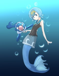 Rating: Safe Score: 1 Tags: 1girl bangs blue_eyes blue_hair blunt_bangs bubble drawfag hairband looking_at_viewer mermaid monster_girl npc_trainer pokemon pokemon_(game) pokemon_sm short_hair suiren_(pokemon) trial_captain underwater User: DMSchmidt