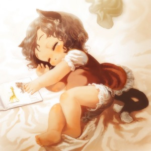 Rating: Safe Score: 2 Tags: 1girl animal_ears animated animated_png bare_legs barefoot bed blanket bloomers breathing brown_hair cat cat_ears cat_tail chen closed_eyes earrings eyelashes feet giraffe jewellery lying multiple_tails nekomata no_hat no_headwear no_pants open_mouth short_hair short_sleeves sketchbook sleeping soles solo souri tail team_shanghai_alice toes touhou_project underwear video webm younger User: ShizKoE2