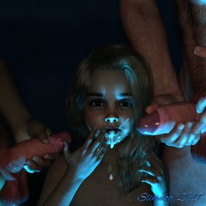 Rating: Explicit Score: 11 Tags: 1boy 2girls 3dcg age_difference blonde_hair cum cum_on_body cumdrip facial flat_chest long_hair looking_at_viewer multiple_girls necklace penis photorealistic pose slimdog standing testicles User: fantasy-lover