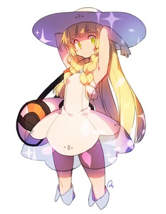 Rating: Safe Score: 0 Tags: 1girl anpolly armpits arms_up bag bare_arms blonde_hair braid dress duffel_bag eyebrows eyebrows_visible_through_hair green_eyes hat lillie_(pokemon) long_hair looking_at_viewer pokemon pokemon_(game) pokemon_sm sleeveless sleeveless_dress solo sun_hat twin_braids white_dress white_hat User: DMSchmidt