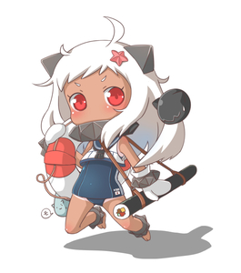 Rating: Safe Score: 0 Tags: 10s 1girl :3 ahoge alternate_costume alternate_skin_colour food hair_ornament horns innertube kantai_collection looking_at_viewer makizushi mittens northern_ocean_hime one-piece_tan red_eyes ro-500_(kantai_collection) ro-500_(kantai_collection)_(cosplay) school_swimsuit shinkaisei-kan short_eyebrows solo sushi sweatdrop swimsuit tan tan_skin tanline white_hair yaosera User: Domestic_Importer