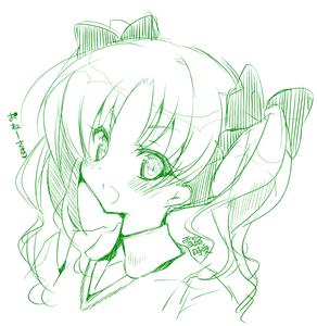 Rating: Safe Score: 0 Tags: 1girl brown_eyes brown_hair long_hair monochrome open_mouth school_uniform shirai_kuroko sketch solo to_aru_kagaku_no_railgun to_aru_majutsu_no_index toki_ai twin_tails User: DMSchmidt