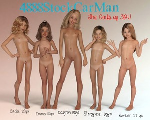 Rating: Questionable Score: 77 Tags: 3d_universe 3dcg 4888stockcarman amber_(3du) barefoot blonde_hair blue_eyes brown_hair brynn_(3du) budding_breasts cadee_(3du) dayton_(3du) emma_(3du) flat_chest harem long_hair missing_tooth multiple_girls navel nipples nude open_mouth photorealistic pose pubic_hair pussy smile sparse_pubic_hair standing User: fantasy-lover