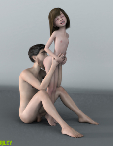Rating: Explicit Score: 40 Tags: 1boy 1girl 3dcg age_difference anilingus ass barefoot closed_eyes father_and_daughter flat_chest inside_out necklace nude open_mouth penis photorealistic privateman riley_andersen sitting standing teeth testicles tiptoes User: fantasy-lover
