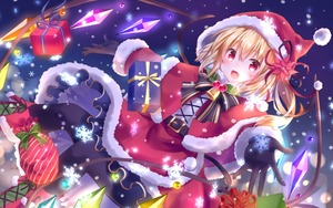 Rating: Safe Score: 0 Tags: 1girl :d alternate_costume bell belt belt_buckle black_gloves black_legwear blonde_hair blush boots bow bowtie box buckle capelet christmas cross-laced_clothes cross-laced_footwear crystal dutch_angle eyebrows_visible_through_hair fang feeding flandre_scarlet flower fur-trimmed_capelet fur-trimmed_hood fur-trimmed_skirt fur-trimmed_sleeves fur_trim gift gift_box gloves hair_flower hair_ornament hat highres holly hood hood_up hooded_capelet knee_boots kure~pu lace-up_boots long_sleeves looking_at_viewer medium_hair night night_sky one_side_up open_mouth outstretched_arm pantyhose poinsettia pom_pom_(clothes) red_eyes red_skirt santa_costume santa_hat skirt sky smile snowflakes snowing solo spread_arms striped striped_bow touhou_project wings User: DMSchmidt