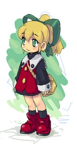 Rating: Safe Score: 0 Tags: 1girl artist_request blonde_hair capcom green_eyes hair_ribbon ponytail red_skirt ribbon rockman rockman_(classic) roll skirt solo User: DMSchmidt