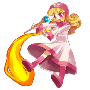 Rating: Safe Score: 0 Tags: 1girl blonde_hair blush breasts curly_hair dragon_quest dragon_quest_ii dress hat hood hood_up long_hair princess princess_of_moonbrook solo sora-mame staff weapon white_dress white_robe User: DMSchmidt