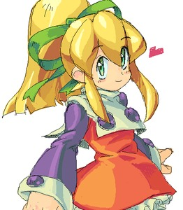 Rating: Safe Score: 1 Tags: 1girl blonde_hair capcom coso-ri dress green_eyes hair_ribbon heart long_hair oekaki ponytail ribbon rockman rockman_(classic) roll sidelocks solo User: DMSchmidt