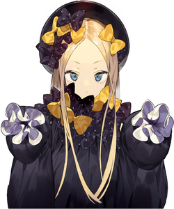 Rating: Safe Score: 0 Tags: 1girl abigail_williams_(fate/grand_order) bangs black_bow black_dress black_hat blonde_hair blue_eyes bow closed_mouth dress fate/grand_order fate_(series) hair_bow hands_in_sleeves hat long_hair long_sleeves looking_at_viewer misoni_comi orange_bow parted_bangs polka_dot polka_dot_bow simple_background smile solo tsurime upper_body white_background User: DMSchmidt