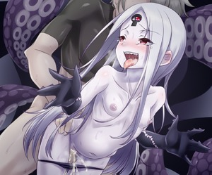 Rating: Explicit Score: 7 Tags: 1boy 1girl abigail_williams_(fate/grand_order) bar_censor bare_arms bare_shoulders bent_over black_bow black_panties black_shirt blush bottomless bow breasts breath censored collarbone cum cum_in_pussy cum_inflation dutch_angle eyebrows_visible_through_hair eyes_visible_through_hair fate/grand_order fate_(series) galbany_(tsgororin) hair_bow hetero long_hair looking_back navel nipples nude open_mouth orange_bow overflow pantsu pantsu_pull penis pussy see-through sex sharp_teeth shirt silver_hair small_breasts suction_cups tears teeth tentacles third_eye tongue tongue_out underwear vaginal User: Domestic_Importer