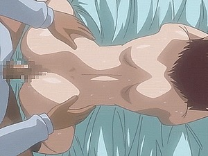 Rating: Explicit Score: 1 Tags: 1boy 1girl all_fours animated anus ass ass_grab brown_hair censored choisuji doggystyle from_behind gif lowres penis pussy_juice sex sweat vaginal User: DMSchmidt