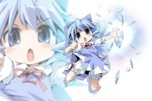 Rating: Safe Score: 1 Tags: 1girl barefoot bloomers cirno ham_(points) ice solo team_shanghai_alice touhou_project zoom_layer User: DMSchmidt
