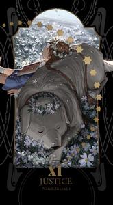 Rating: Safe Score: 0 Tags: 1girl alexander_(fma) blue_dress book braid closed_eyes daisy dog dress field flower flower_field fullmetal_alchemist h head_wreath highres holy_pumpkin long_hair nina_tucker sleeping socks twin_braids very_long_hair white_legwear User: DMSchmidt