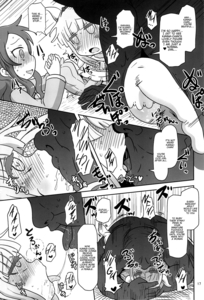 Rating: Explicit Score: 1 Tags: 1boy 2girls absurdres anus bar_censor blush censored dragon_girl dragon_horns dragon_tail drugged english eyebrows_visible_through_hair greyscale hard_translated highres horns jitome kanna_kamui kobayashi-san_chi_no_maidragon monochrome multiple_girls nalvas open_mouth penis pussy pussy_juice saikawa_riko scan speech_bubble tail testicles third-party_edit translated User: Domestic_Importer