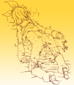 Rating: Explicit Score: 6 Tags: 1girl after_sex blood china_(ekimore) cum cum_in_pussy cum_pool cumdrip hair_ornament kagamine_rin pantsu pantsu_around_one_leg short_hair solo top-down_bottom-up underwear virgin vocaloid User: DMSchmidt