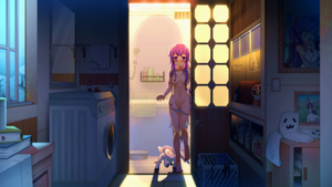 Rating: Questionable Score: 1 Tags: 1girl absurdres alicorn animal anthropomorphism azur_lane bangs barefoot bath bathtub blue_hair blush book bookmark bra bra_removed breasts coloured_eyelashes dalian_(1457091741) dalian_(artist) dark dress dress_removed eyebrows_visible_through_hair gradient_hair hair_censor hair_over_breasts highres hms_unicorn_(azur_lane) huge_filesize indoors laundry_basket long_hair looking_at_viewer map medium_breasts mirror multicoloured_hair navel nipples nose_blush nude pantsu pantsu_pull parted_lips photo_(object) picture_frame purple_dress purple_eyes purple_hair pussy reflection shampoo_bottle shower_head solo standing standing_on_one_leg topless underwear underwear_only unicorn_(azur_lane) very_long_hair washing_machine white_bra white_pantsu window User: DMSchmidt