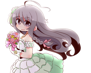 Rating: Safe Score: 0 Tags: 1girl ahoge bangs bare_shoulders blush bouquet bow braid breasts brown_eyes brown_hair dress eyebrows_visible_through_hair flower from_side gloves hair_between_eyes hair_bow hair_flower hair_ornament holding holding_bouquet hoshi_shouko idolmaster idolmaster_cinderella_girls jewellery long_hair looking_at_viewer looking_to_the_side naga_u necklace parted_lips pink_bow pink_flower side_braid simple_background single_braid small_breasts smile solo strapless strapless_dress tulip very_long_hair white_background white_dress white_flower white_gloves yellow_flower yellow_tulip User: DMSchmidt