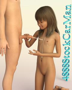 Rating: Explicit Score: 25 Tags: 1boy 1girl 3dcg 48888stockcarman bangs barefoot blonde_hair blunt_bangs cum cum_on_body ejaculation flat_chest handjob kneeling nipples nude open_mouth penis penis_awe photorealistic pussy smile standing teeth testicles User: fantasy-lover