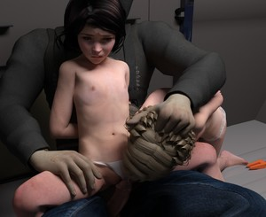 Rating: Explicit Score: 8 Tags: 1boy 2girls 3dcg after_school_walk age_difference arms_behind_back bent_over black_hair blonde_hair bondage bound_arms braid closed_eyes crying cum dildo ejaculation feet forced grey_eyes hand_on_another's_head highres hoodie ht1 jeans kneeling multiple_girls nipples open_mouth panties_aside pantsu penis photorealistic pleated_skirt pussy rape scared sex_toy skirt small_breasts spread_legs thong tied_hair topless uncensored underwear van vehicle_interior User: Software