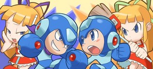 Rating: Safe Score: 0 Tags: 2boys 2girls artist_request capcom chibi copy_robot_(rockman) dual_persona multiple_boys multiple_girls rockman rockman? rockman_(character) rockman_(classic) roll User: DMSchmidt