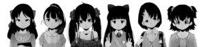 Rating: Safe Score: 0 Tags: 6+girls akagi_miria animal_ears animal_print backpack bag bangs bare_shoulders fukuyama_mai highres idolmaster idolmaster_cinderella_girls matoba_risa multiple_girls pina_korata sajou_yukimi sasaki_chie tachibana_arisu takatoo_kurosuke User: Domestic_Importer