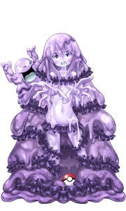 Rating: Questionable Score: 2 Tags: 1girl bad_id bad_pixiv_id breasts grimer highres looking_at_viewer medium_breasts melon3 moemon monster_girl navel open_mouth personification poke_ball pokemon pokemon_(creature) pokemon_(game) purple_eyes purple_hair purple_skirt skirt slime slime_girl smile transparent_background User: DMSchmidt