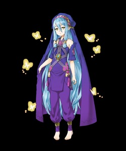 Rating: Safe Score: 1 Tags: 1girl age_regression alternate_colour azura_(fire_emblem) barefoot blue_hair braid bug butterfly dress fire_emblem fire_emblem_heroes fire_emblem_if highres insect jewellery long_hair looking_at_viewer md5_mismatch necklace recolored solo standing twin_braids veil yellow_eyes younger User: DMSchmidt