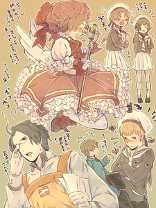 Rating: Safe Score: 0 Tags: austria_(hetalia) axis_powers_hetalia camera cardcaptor_sakura crossdressing daidouji_tomoyo_(cosplay) dress germany_(hetalia) hair_ornament hat hoshi_no_tsue japan_(hetalia) kinomoto_fujitaka_(cosplay) kinomoto_sakura_(cosplay) kinomoto_touya_(cosplay) li_xiaolang_(cosplay) northern_italy_(hetalia) parody school_uniform southern_italy_(hetalia) tokino_(tokino127) wings User: DMSchmidt
