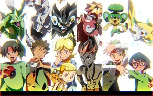 Rating: Safe Score: 0 Tags: 1girl 6+boys =_= adjusting_eyewear ahoge bad_id bad_pixiv_id blonde_hair blue_eyes bow bowtie brother_and_sister brown_skin citron_(pokemon) closed_eyes dedenne dent_(pokemon) eureka_(pokemon) eyelashes fangs gen_1_pokemon gen_3_pokemon gen_4_pokemon gen_5_pokemon gen_6_pokemon gen_7_pokemon glasses green_eyes green_hair hand_on_hip headband holding holding_poke_ball jewellery jirachi kaki_(pokemon) kenji_(pokemon) long_sleeves luxray masato_(pokemon) matsu-jun multicoloured_hair multiple_boys necklace onix open_clothes open_mouth open_vest pansage poke_ball poke_ball_(generic) pokemon pokemon_(anime) pokemon_(classic_anime) pokemon_(creature) pokemon_ag pokemon_bw_(anime) pokemon_xy_(anime) pose scyther shirt shirtless siblings side_ponytail split_screen t-shirt takeshi_(pokemon) turtonator very_brown_skin vest waistcoat white_background User: Domestic_Importer