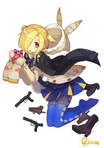 Rating: Safe Score: 0 Tags: 1girl alternate_costume alternate_hairstyle animal_hood argyle argyle_legwear bangs blonde_hair blue_legwear boots boots_removed bow braid bunny_hood buttons crossover ear_piercing eyebrows_visible_through_hair footwear_removed girls_frontline hair_over_one_eye heart heart-shaped_box heart_print holster hood idolmaster idolmaster_cinderella_girls jacket jacket_on_shoulders kneeling legs_together looking_at_viewer open_mouth pantyhose piercing pleated_skirt print_legwear riccae see-through_silhouette shirasaka_koume short_hair signature skirt skull sleeves_past_fingers sleeves_past_wrists smile solo twin_tails valentine very_long_sleeves welrod_mk2 welrod_mk2_(girls_frontline) User: DMSchmidt
