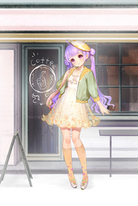 Rating: Safe Score: 0 Tags: 1girl ahoge alternate_costume azur_lane bag beret blue_bow blush bow closed_mouth door double_bun dress green_bow green_jacket hand_up hat highres jacket kneehighs long_hair long_sleeves orange_legwear orry outdoors pink_bow puffy_long_sleeves puffy_sleeves purple_bow purple_hair shoes shoulder_bag side_bun sidelocks sign smile solo standing storefront tilted_headwear twin_tails unicorn_(azur_lane) very_long_hair white_bow white_dress white_footwear white_hat window User: DMSchmidt