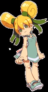Rating: Safe Score: 2 Tags: 1girl alternate_costume alternate_hairstyle android bare_shoulders blonde_hair capcom doll_joints gif green_eyes robot rockman rockman_(classic) roll shoes solo stere_o User: DMSchmidt