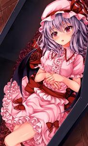 Rating: Safe Score: 0 Tags: 1girl absurdres bangs bat_wings blush bow breasts center_frills coffin dress eyebrows_visible_through_hair feet_out_of_frame flower frilled_shirt_collar frills hair_between_eyes hat hat_ribbon head_tilt highres in_container kitou_kaitai lavender_hair lips lying medium_breasts mob_cap nail_polish on_back own_hands_together parted_lips pink_dress pink_hat pink_lips puffy_short_sleeves puffy_sleeves red_bow red_eyes red_flower red_nails red_ribbon red_rose red_sash remilia_scarlet revision ribbon rose sash shiny shiny_skin short_hair short_sleeves solo thighs touhou_project wing_collar wings User: DMSchmidt