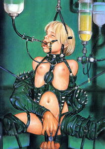 Rating: Explicit Score: 10 Tags: 1girl bdsm blonde_hair closed_eyes forced_orgasm highres male_hand nipples ootsuki_yasuhiko open_mouth realistic restrained short_hair slave small_breasts small_nipples tagme yasuhiko_ohtsuki User: DMSchmidt