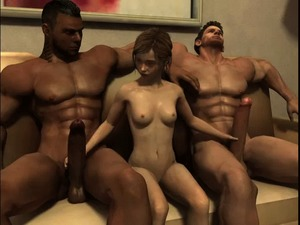 Rating: Explicit Score: 2 Tags: 1girl 2boys 3dcg age_difference animated biohazard breasts brown_hair chris_redfield double_handjob ellie_(the_last_of_us) gif handjob hetero interracial james_vega large_penis long_hair mass_effect multiple_boys multiple_penises nipples nude penis photorealistic ponytail sex sitting small_breasts source_filmmaker tekoki the_last_of_us threesome tied_hair uncensored User: Software