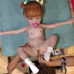 Rating: Explicit Score: 41 Tags: 1boy 1girl 3dcg anal_fingering fingering flat_chest from_above hetero highres lying molest molestation nipples nude on_back original pacifier photorealistic pussy red_hair slimdog socks toddlercon uncensored User: Domestic_Importer