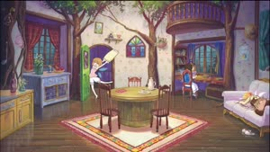 Rating: Safe Score: 6 Tags: 3girls animated birijian blonde_hair bloomers book bottle brown_hair chair character_doll chest couch cup curtains door fairy_wings flower food fruit hat holding holding_book indoors ladle long_hair luna_child lying mittens mp4 multiple_girls on_side pillow reading reflection short_hair sitting slippers sound star_sapphire sunny_milk table teacup teapot touhou_project tree underwear vase video window wings wooden_floor User: DMSchmidt