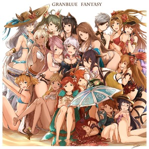Rating: Safe Score: 4 Tags: 6+girls ;d ahoge animal_ears anna_(granblue_fantasy) antenna_hair arched_back ass bad_proportions bandaged_arm bandages bangs bare_shoulders barefoot between_breasts bikini black_hair blonde_hair blue_eyes blunt_bangs blush braid breasts brown_eyes brown_hair brown_skin camieux cape closed_eyes cowtits danua de_la_fille demon_horns doraf draph earrings erune eyepatch eyewear_on_head flat_chest flower food fruit goggles goggles_on_head granblue_fantasy hair_between_eyes hair_flower hair_ornament hair_over_one_eye hairband hands_on_own_knees harbin harvin hat heles hibiscus highres horns io_euclase jessica_(granblue_fantasy) jewellery katalina_aryze large_breasts lavender_hair leaning_forward lecia_(granblue_fantasy) light_smile long_hair looking_at_another looking_at_viewer low_twintails lunalu_(granblue_fantasy) lying mary_(granblue_fantasy) medical_eyepatch medium_breasts multiple_girls narmaya_(granblue_fantasy) navel on_side one_eye_closed open_mouth orange_eyes orange_hair pengy_(granblue_fantasy) pointy_ears ponytail purple_hair red_bikini red_eyes red_hair round_teeth sandals sara_(granblue_fantasy) sarong short_hair short_sleeves short_twin_tails sideboob signature simple_background small_breasts smile straw_hat suframare sunglasses swimsuit tanya_(granblue_fantasy) teeth the_order_grande twin_tails umbrella underboob very_long_hair vira_lilie watermelon white_bikini white_hair yatsuka_(846) zeta_(granblue_fantasy) zooey_(granblue_fantasy) User: DMSchmidt