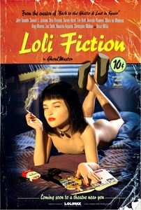 Rating: Questionable Score: 27 Tags: 1girl 3dcg ashtray ass black_hair choker cigarette dutch_angle english flat_chest ghoul_master gun high_heels lighter loli_fiction looking_at_viewer lying magazine magazine_cover nail_polish nipples photorealistic pistol pose pulp_fiction shadow weapon User: fantasy-lover
