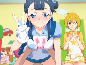Rating: Explicit Score: 47 Tags: 1boy 4girls age_difference ahoge animated baby blonde_hair blue_eyes blue_hair blush breasts censored character_request clapping closed_mouth clothed_sex cowgirl_position diaper dress gif girl_on_top hair_between_eyes hair_bun hand_puppet hetero hugtto!_precure kagayaki_homare long_hair looking_at_viewer lying mosaic_censoring multiple_girls mushiro_(nijie728995) nono_hana nopan on_back penis pov pov_eye_contact precure profile puppet sex short_hair short_sleeves shota sitting smile solo_focus star straddling straight_shota stuffed_animal stuffed_toy tied_hair toddlercon vaginal yakushiji_saaya yellow_eyes User: Domestic_Importer