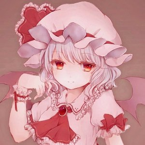 Rating: Safe Score: 0 Tags: 1girl ascot bat_wings bebitera bow brooch brown_background closed_mouth eyebrows_visible_through_hair fangs_out frilled_shirt_collar frilled_sleeves frills hand_up hat hat_ribbon highres jewellery lavender_hair looking_at_viewer mob_cap puffy_short_sleeves puffy_sleeves red_bow red_eyes red_ribbon remilia_scarlet ribbon short_hair short_sleeves simple_background smile solo touhou_project upper_body wings wrist_cuffs User: DMSchmidt