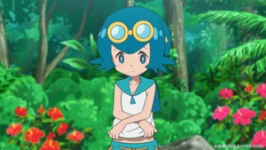 Rating: Questionable Score: 7 Tags: 1girl animated bare_shoulders blue_eyes blue_hair blue_sailor_collar blush bouncing_breasts breasts gif goggles goggles_on_head grass hairband holding_breath mp4 navel nipples npc_trainer nude_filter ocean pants photoshop pointing pokemon pokemon_(anime) pokemon_sm pokemon_sm_(anime) popplio sand sandals shirt short_hair sleazdog sleeveless small_breasts smile solo sound suiren_(pokemon) swimming swimsuit swimsuit_under_clothes topless tree trial_captain undressing video User: Domestic_Importer