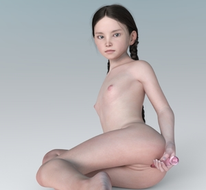 Rating: Explicit Score: 42 Tags: 1girl 3dcg anal anal_object_insertion ass braid brown_eyes brown_hair copyright_request dildo flat_chest libidoll long_hair looking_at_viewer nipples nude object_insertion photorealistic pussy sex_toy solo twin_braids User: Software
