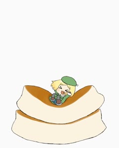Rating: Safe Score: 0 Tags: 1girl :d >_< animated beret blonde_hair bouncing esaka fate/grand_order fate_(series) food hat minigirl open_mouth pancake paul_bunyan_(fate/grand_order) short_hair smile solo video webm xd yellow_eyes User: Domestic_Importer