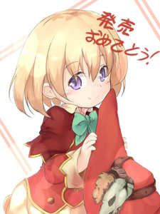 Rating: Safe Score: 0 Tags: 1girl baigao blonde_hair bow bowtie capelet eyebrows_visible_through_hair eyes_visible_through_hair green_neckwear hair_between_eyes hat hat_removed headwear_removed holding holding_hat monster_girl_encyclopedia purple_eyes red_hat short_hair skull smile solo witch_(monster_girl_encyclopedia) User: DMSchmidt