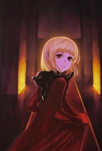 Rating: Safe Score: 0 Tags: 1girl blonde_hair drag-on_dragoon drakengard dress fujisaka_kimihiko gloves manah official_art red_eyes short_hair solo User: DMSchmidt