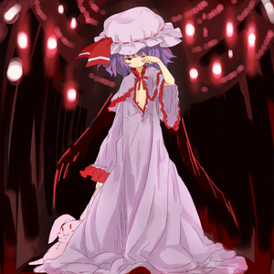 Rating: Safe Score: 0 Tags: 1girl abe_kanari bad_proportions bat_wings blue_hair dress open_clothes pajamas red_eyes remilia_scarlet rubbing_eyes solo stuffed_animal stuffed_bunny stuffed_toy team_shanghai_alice touhou_project wings User: DMSchmidt