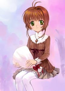 Rating: Safe Score: 0 Tags: 1girl cardcaptor_sakura kinomoto_sakura mutsuki_(moonknives) pantyhose solo white_legwear User: DMSchmidt