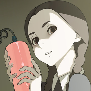 Rating: Safe Score: 7 Tags: 1girl addams_family braid brown_eyes brown_hair go_robots long_hair onahole pale_skin sex_toy solo twin_braids wednesday_addams User: DMSchmidt